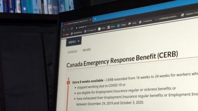 تصویر از آژانس درآمد کانادا : ارسال 441 هزار نامه به افرادی که قصد استرداد کمک هزینه اضطراری را دارند