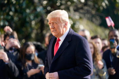 نمایندگانمجلس آمریکا برای دومین بار دونالد ترامپ را استیضاح کردند