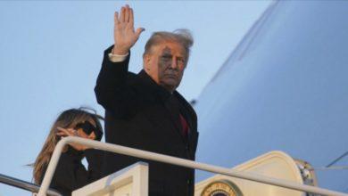 تصویر از صبح روز تحلیف جو بایدن ، دونالد ترامپ واشینگتن را ترک خواهد کرد