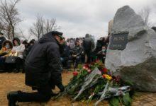 تصویر از سوگواری کانادایی ها در سالگرد فاجعه پرواز PS752 اوکراین در ایران همچنان ادامه دارد