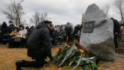 سوگواری کانادایی ها در سالگرد فاجعه پرواز PS752 اوکراین در ایران ادامه همچنان دارد