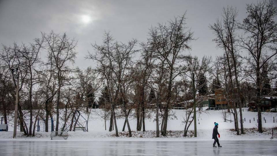 گردباد قطبی در حال رسیدن به کاناداست ، به این معنی که زمستان نه چندان گرم دوامی نخواهد داشت