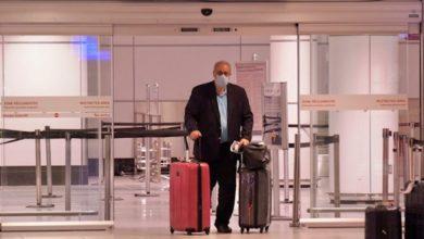 تصویر از پیر آراکاند از باربادوس بازگشت ، او متاسف است اما استعفا نمی دهد