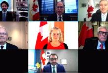 تصویر از نخست وزیر کابینه را تغییر داد، او میخواهد انتخابات پس از واکسیناسیون تمامی کانادایی ها انجام شود