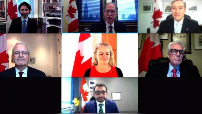 نخست وزیر کابینه را تغییر داد، او میخواهد انتخابات پس از واکسیناسیون تمامی کانادایی ها انجام شود