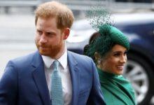 تصویر از پرنس هری بدلیل جدایی اش از خانواده سلطنتی دلشکسته و غمگین است