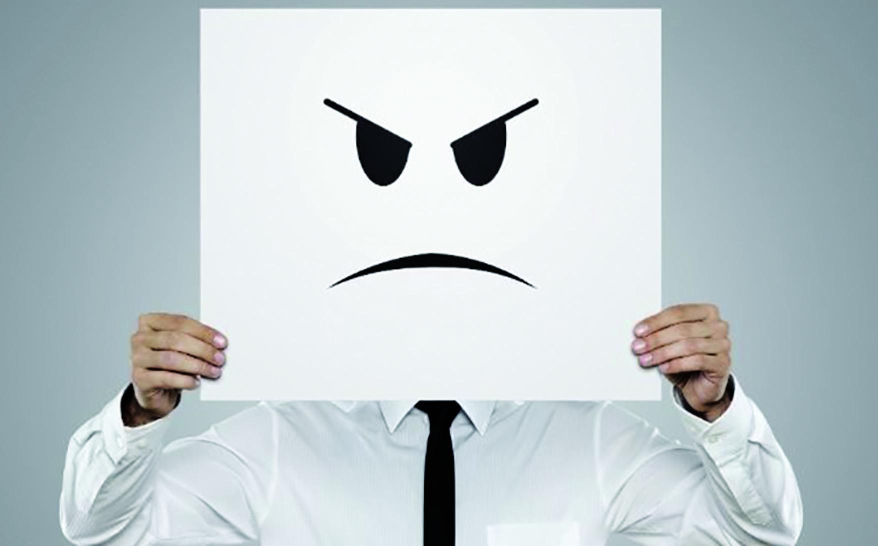 تصویر از کنترل یا مدیریت خشم