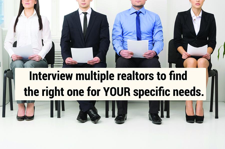 تصویر از طریقه مصاحبه صحیح برای استخدام مشاور فروش املاک
