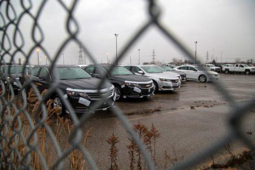 کاهش 2.2 درصدی فروش عمده خودروهای کانادا در ماه مارس