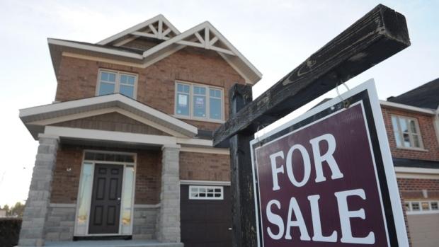 تصویر از فروش خانه در کانادا به پایین ترین رکورد طی ۳۶ سال گذشته رسید