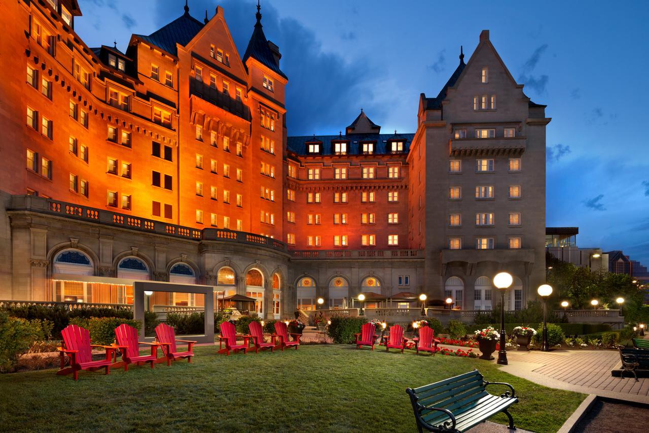 تصویر از آلبرتا ادمونتون : بازگشایی هتل Fairmont Hotel Macdonald در تاریخ ۲ جولای