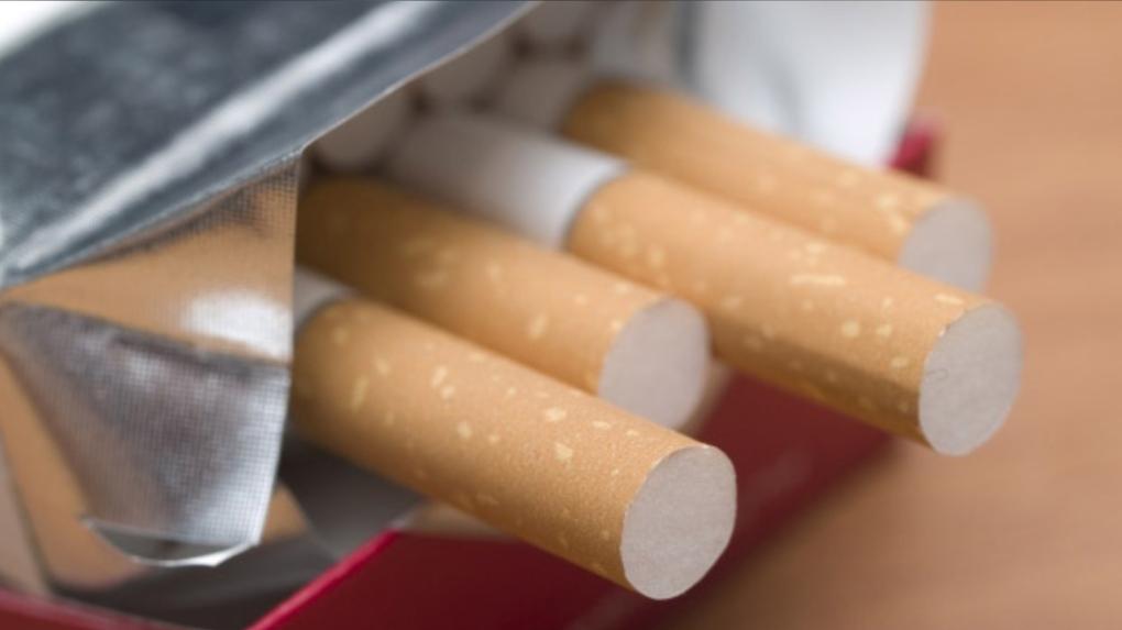 تصویر از وینیپگ _ منیتوبا : کشف و ضبط ۳۰۰ هزار نخ سیگار قاچاق در منیتوبا