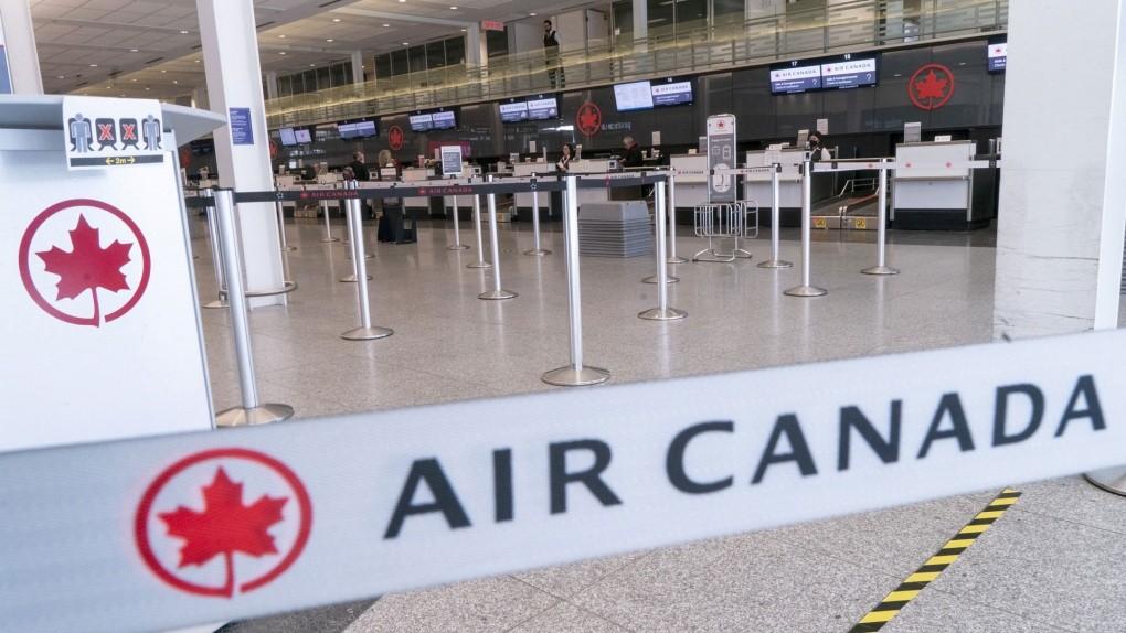 تصویر از لغو پروازهای ایرکانادا در پی کاهش تقاضای سفر / ۸ مقصد سفر با ایرکانادا تعلیق شد