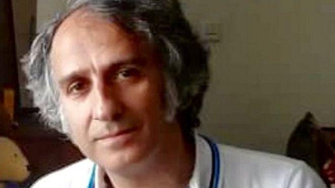 تصویر از علیرضا علینژاد برادر مسیح علینژاد به هشت سال زندان محکوم شد