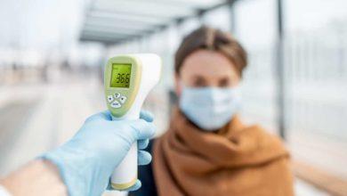 تصویر از سنجش دمای بدن مسافران در ۱۵ فرودگاه شلوغ کانادا اجباری شد