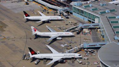 تصویر از چهار فرودگاه بزرگ کانادا دمای بدن مسافران داخلی را کنترل می کنند