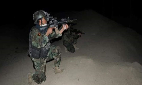 تصویر از جان باختن ۲۳ تن در حملههای طالبان در کندز