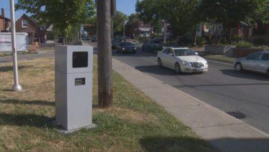 تصویر از دوربین های کنترل سرعت ۸۰۰۰ برگ جریمه طی دو هفته در تورنتو صادر کردند