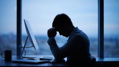 تصویر از نظر سنجی : بیش از نیمی از کانادایی های شاغل نگرانی مالی دارند