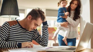 تصویر از نتایج نظرسنجی : با وجود صرفه جویی بیشتر ، کانادایی ها نگرانی های مالی دارند