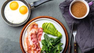تصویر از بدون مصرف کربوهیدرات ، با این صبحانه احساس سیری و لاغری میکنید!
