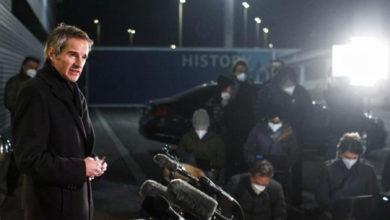 تصویر از مدیرکل آژانس بینالمللی انرژی اتمی گفت کهبرای ادامه بازرسی هابه یک توافق سه ماهه با ایران رسیده است