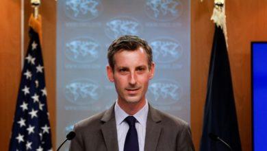 تصویر از سخنگوی وزارت امور خارجه آمریکا : صبر ما در برابر ایران نامحدود نیست