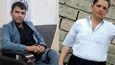 تصویر از دو برادر کرد در درگیری با نیروهای سپاه پاسداران پیرانشهر کشته شدند