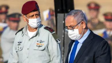تصویر از نتانیاهو : تهدید نظامی و تحریم های سخت تنها راه ممانعت ایران برای رسیدن به بمب اتمی است