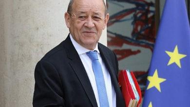 تصویر از ابراز نگرانی وزیر امور خارجه فرانسه از توقف اجرای داوطلبانه پروتکل الحاقی توسط ایران