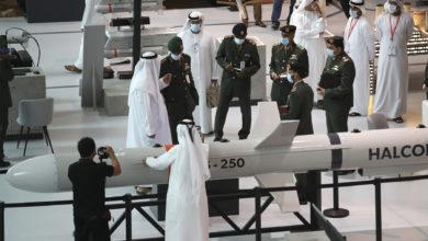 تصویر از اسرائیل بدلیل نگرانی از حمله ایران از حضور در بزرگترین نمایشگاه نظامی منطقه صرف نظر کرد