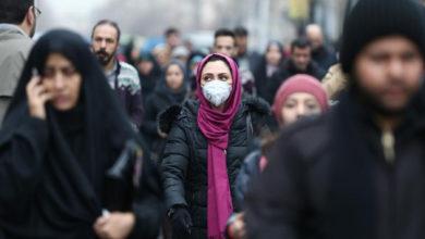 تصویر از آمار مرگ و میر های روزانه کرونا در ایران دوباره سه رقمی شد