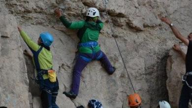 تصویر از در آستانه روز جهانی زن ، سنگنوردی زنان در اصفهان ممنوع شد