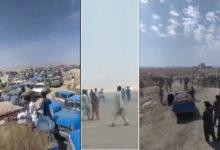 تصویر از سازمان عفو بین الملل خواستار تحقیقات مستقل در رابطه با کشته شدن سوختبران سراوان شد