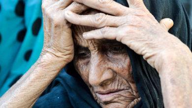 تصویر از نیروهای ایالات متحده از افغانستان، کشوری که درگیر جنگ، فقر و اضطراب است، خارج می شوند