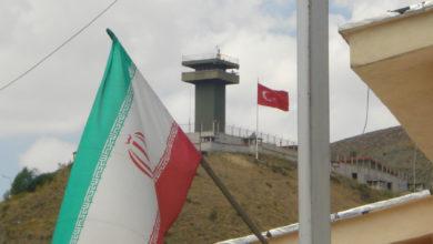 تصویر از درگیری های مسلحانه ایران با مخالفان در مرز ترکیه ۹ کشته برجای گذاشت