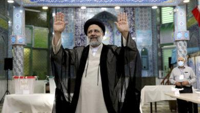 تصویر از قاضی تندرو، ابراهیم رئیسی برای پیروزی قاطع در انتخابات ریاست جمهوری ایران آماده شد