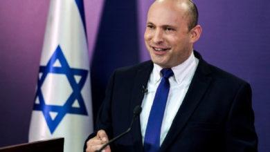 تصویر از نخست وزیر جدید اسرائیل، نفتالی بنت : نمی گذاریم ایران به سلاح هسته ای دست پیدا کند