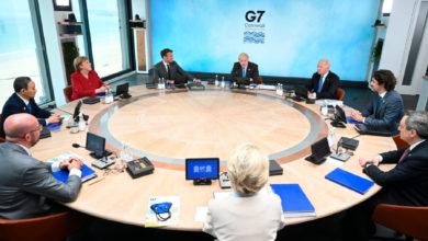 تصویر از کشورهای گروه ۷ با انتشار بیانیه ای ضمن محکومیت جنگهای نیابتی ایران خواستار احیای برجام شدند