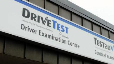 تصویر از از امروز میتوانید برای آزمون عملی رانندگی در انتاریو وقت بگیرید