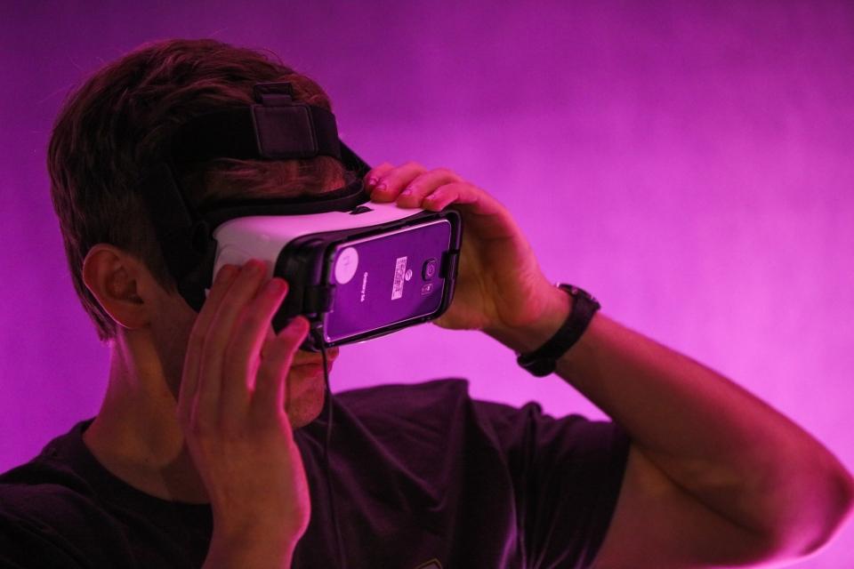 نمایشگاه واقعیت مجازی، اهالی مونترال را به داخل ایستگاه فضایی بین المللی میآورد