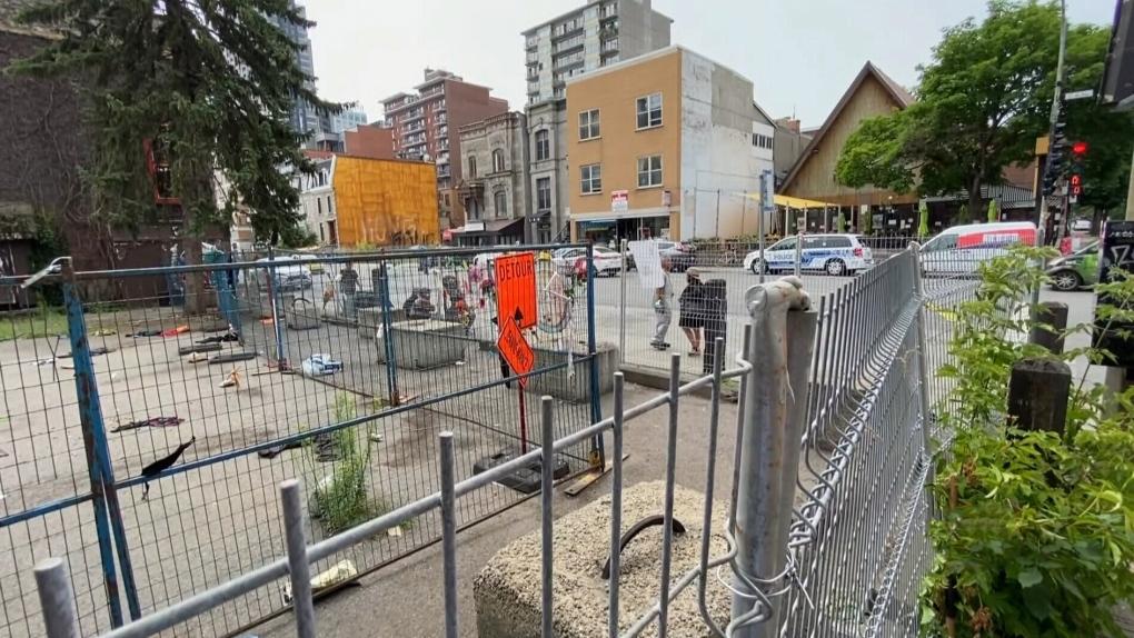 مدافعان بیخانمان ها از شهر مونترال میخواهند هوملسها از فضای خالی بعنوان پناهگاه استفاده کنند