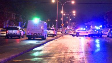 تصویر از مرد جوانی از اتومبیل خود به بیرون پرت شد و در یک سانحه رانندگی مرگبار جان باخت