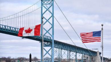 تصویر از کاهش گام به گام محدودیتهای کرونایی مرزی برای مسافران واکسینه شده کانادایی