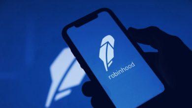 تصویر از پلتفرم رابین هود در حال تست قابلیت های اپلیکیشن برای محافظت سرمایهگذاران از نوسان قیمت است