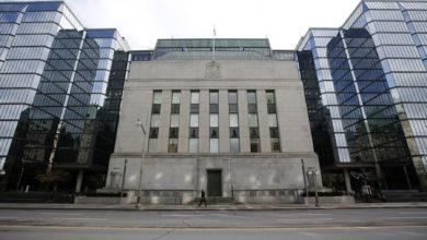 تصویر از بانک کانادا پیش بینی رشد اقتصادی را برای سال ۲۰۲۱ کاهش داد و نرخ بهره اصلی را حفظ کرد