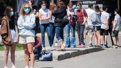 تصویر از موارد ابتلا به کووید-۱۹ در کبک طی ۲۴ ساعت گذشته ۱۰۱ مورد افزایش یافته است