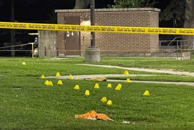 پسر 12 ساله در پی تیراندازی در حوالی زمین بازی نورث یورک بهشدت مجروح شد
