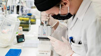 افزایش میانگین متحرک هفتروزه و ثبت اندکی بیش از 150 مورد جدید ابتلا به کووید-19 در انتاریو