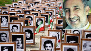 """تصویر از دادگاه سوئد، حمید نوری """"جلاد اعدام های دستهجمعی"""" ایران در سال ۶۷ را محاکمه می کند"""